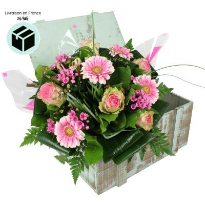 BOUQUET DE ROSES ESPERANCES ESPHANCIA