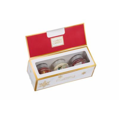 COFFRET 3 BOUGIES YANKEE CANDLE