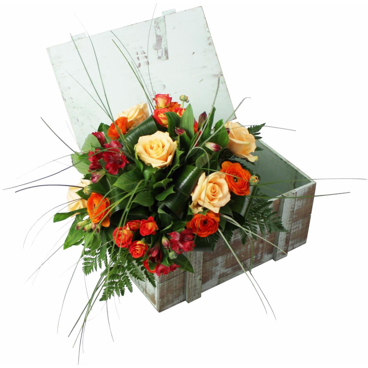 la fontaine fleurie livraison bouquet renoncule maria. Black Bedroom Furniture Sets. Home Design Ideas