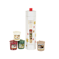 COFFRET 4 BOUGIES YANKEE CANDLE