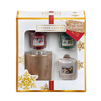 COFFRET BOUGIE YANKEE CANDLE